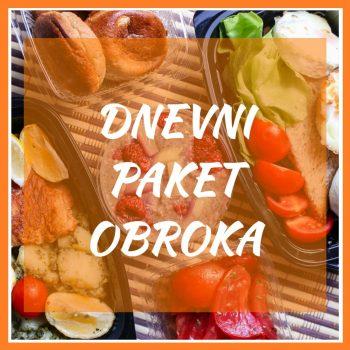 Dnevni paket obroka